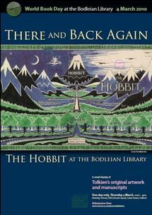 There and Back Again - The Hobbit at the Bodleian Library