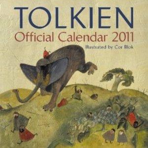 2011 Tolkien Calendar Cor Blok
