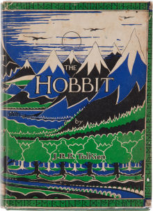 2nd Impression Hobbit at Heritage Auctions