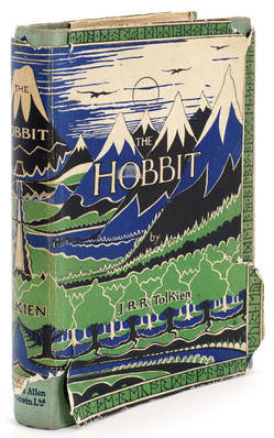 Bonhams Sale 21763 Lot 278 - Hobbit 1st impression