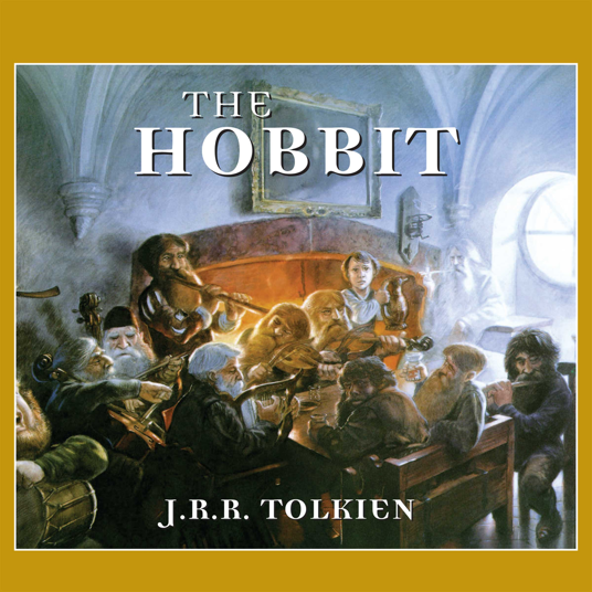 Hobbit Audiobook Cover
