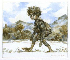 Frodo - Larry MacDougall