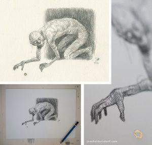 Gollum - Jana Heidersdorf