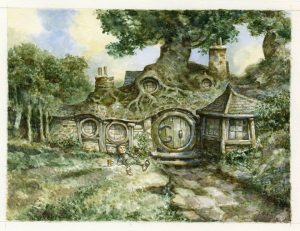 The Green Dragon Pub - Larry MacDougall