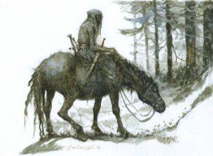 Ring Wraith - Larry MacDougall